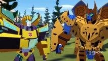 Transformers: Cyberverse - [Season 2 Episode 9]: Spotted