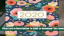 Full E-book 2020 Planner Weekly and Monthly: Jan 1, 2020 to Dec 31, 2020: Weekly   Monthly Planner