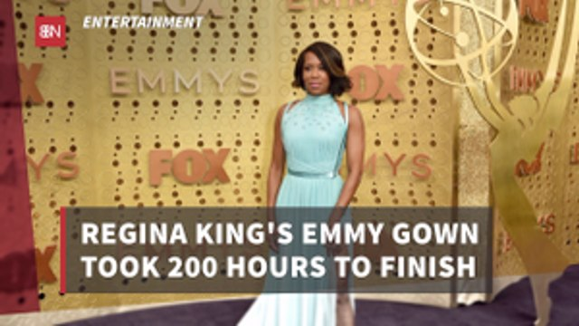 Regina King Was Looking Elegant At The 2019 Emmys