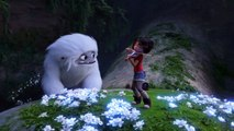 Abominable Movie Clip - Yi Magically Makes Flowers Bloom