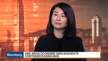 If We Don't Have Support, China's Data Could Get Worse, Says UBS's Hu