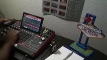 Beatmaking on Akai MPC X- 7 UP Factory