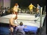 Buddy Rose/Texas Red vs Tenryu Shimada/Takashi Onomi (Big Time Wrestling August 1978)