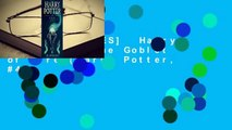 [NEW RELEASES]  Harry Potter and the Goblet of Fire (Harry Potter, #4)
