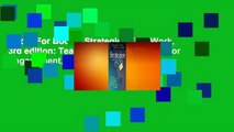 About For Books  Strategies That Work, 3rd edition: Teaching Comprehension for Engagement,