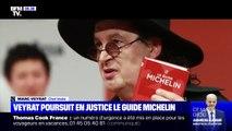Le chef Marc Veyrat porte plainte contre le guide Michelin après avoir perdu sa 3e étoile