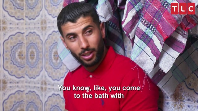 Aladin and Liam Meet-Up at a Bathhouse | 90 Day Fiancé: The Other Way
