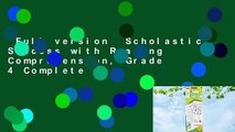 Full version  Scholastic Success with Reading Comprehension, Grade 4 Complete