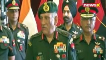 Indian Army Chief blames Pakistan for interfering in Occupied Kashmir