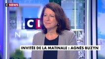 L'interview d'Agnès Buzyn