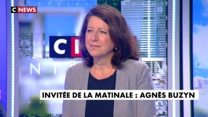 Agnès Buzyn - CNews mardi 24 septembre 2019