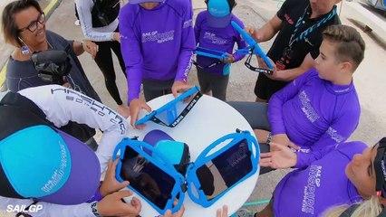 Inspiring the Local Community in Marseille  SailGP