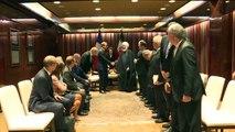 ماكرون يلتقي روحاني في الأمم المتحدة