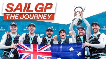 SailGP Season 1  The Journey