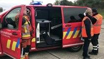Exercice gestion de crise province de Luxembourg