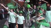 السعوديون يحتفلون بالعيد الوطني التاسع والثمانين