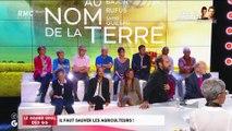 """Le Grand Oral de Edouard Bergeon, réalisateur du film """"Au nom de la Terre"""" - 24/09"""