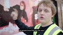 Lewis Capaldi Tinder campaign
