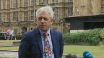 U.K. Speaker John Bercow: Parliament to `Resume' Tomorrow
