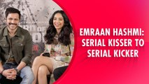 Emraan Hashmi Reveals A CREEPY Secret About Sobhita Dhulipala | Bard Of Blood | Netflix