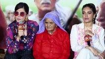 Taapsee Pannu &  Bhumi Pednekar talk on their biggest challenge in Saand Ki Aankh | FilmiBeat