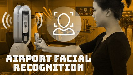 Check in with your face at more than 200 Chinese airports