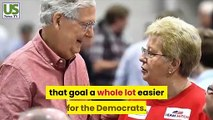 Getting the Senate out of Mitch McConnell is the great news the Democratic Party has just received