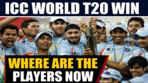 India's triumph in ICC World T20 turns 12: Where are the players now |OneIndia News