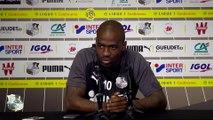 Conférence de presse d'avant Match, Gaël Kakuta ( Amiens SC - Girondins de Bordeaux )