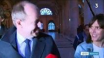 Justice : l'ancien garde des Sceaux, Jean-Jacques Urvoas, devant ses juges