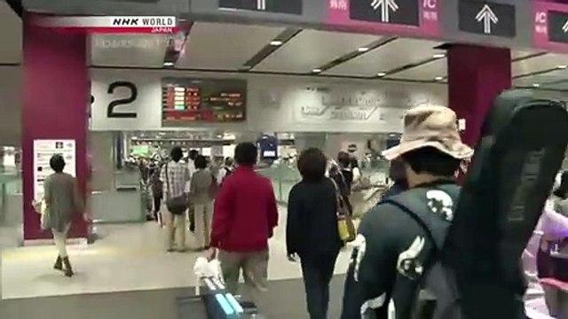 Japanology Plus - Tokyo Rail Network