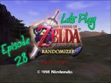 Lets Play - Legend of Zelda - Ocarina of Time Randomizer Master Quest Edition - Episode 28 - Spirit Temple Part 2