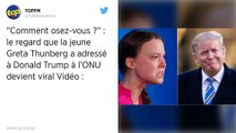En marge du sommet de l'ONU, Greta Thunberg et Donald Trump affolent Twitter