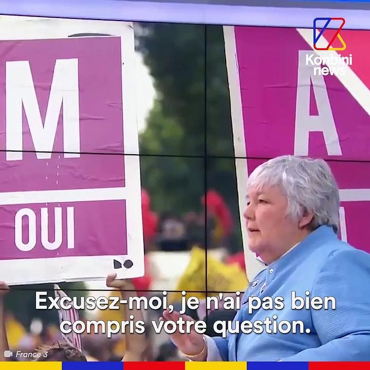 Malaise quand Jacqueline Gourault sèche sur la définition de la PMA