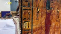 Mummies On The Move! Egyptian Archaeologists Restore & Care For Mummies Moving To New Display!