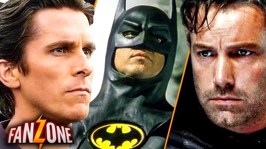 Top 5 de vos BATMAN préférés pour ses 80 ans - FanZone