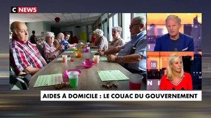 Samia Ghali - CNews mardi 24 septembre 2019