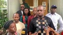 Le Président de l'AGUIPEL,Amadou Tham  sur le projet de Nouvelle constitution guinéenne