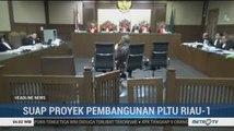 Sofyan Basir Jalani Sidang Lanjutan Dugaan Kasus PLTU Riau-1