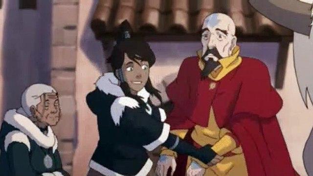 Avatar The Legend of Korra Season 4 Episode 2 Korra Alone