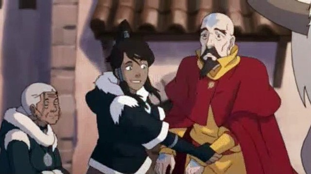 Avatar The Legend of Korra S04E02 Korra Alone