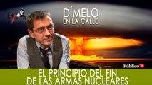 ¡Dímelo en la calle! Juan Carlos Monedero y las armas nucleares - En la Frontera, 24 de septiembre de 2019