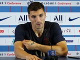 "7e j. - Meunier : ""Ma prolongation? On verra plus tard"""