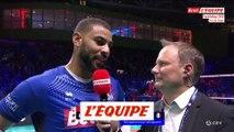 Earvin Ngapeth «L'objectif est plus loin encore» - Volley - Euro (H) - Bleus
