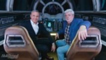 Bob Iger on How George Lucas Felt About Disney's 'Star Wars' Plans | THR News
