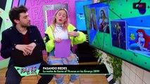 Katja Martínez en MTV Fans en Vivo