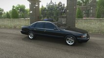 Chevrolet Impala Super Sport (Police)   Forza Horizon 4