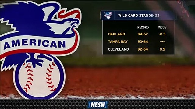 American League Wild Card Race Remains Tight As Regular Season Winds Down