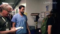 A LifeMinute with New Amsterdam Star Ryan Eggold