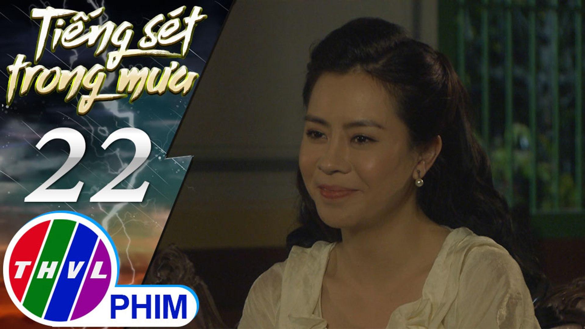 THVL | Tiếng sét trong mưa - Tập 22[2]: Thiên Kim cho rằng chắc chắn Khải Duy sẽ qua cưới mình gấp